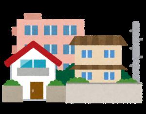 ポスティングは住宅密集地がやりやすい